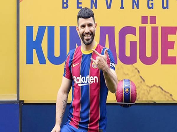 Tin bóng đá chiều 29/9: Aguero sắp đá trận ra mắt Barca