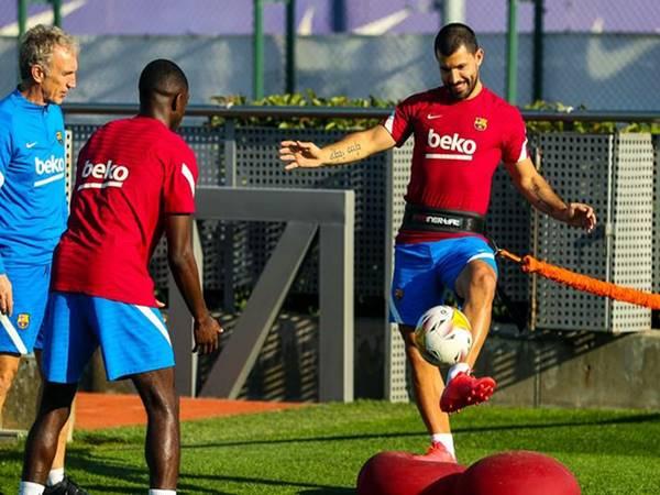 Bóng đá sáng 13/10: Barca đón tin vui về lực lượng