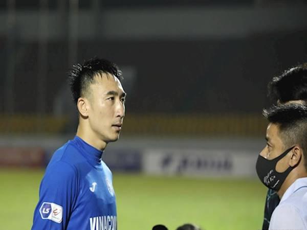 Tin bóng đá VN 21/10: Hải Huy có thể phải đền bù cho CLB TP.HCM